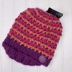 Under Armour knit fleece lined winter hat